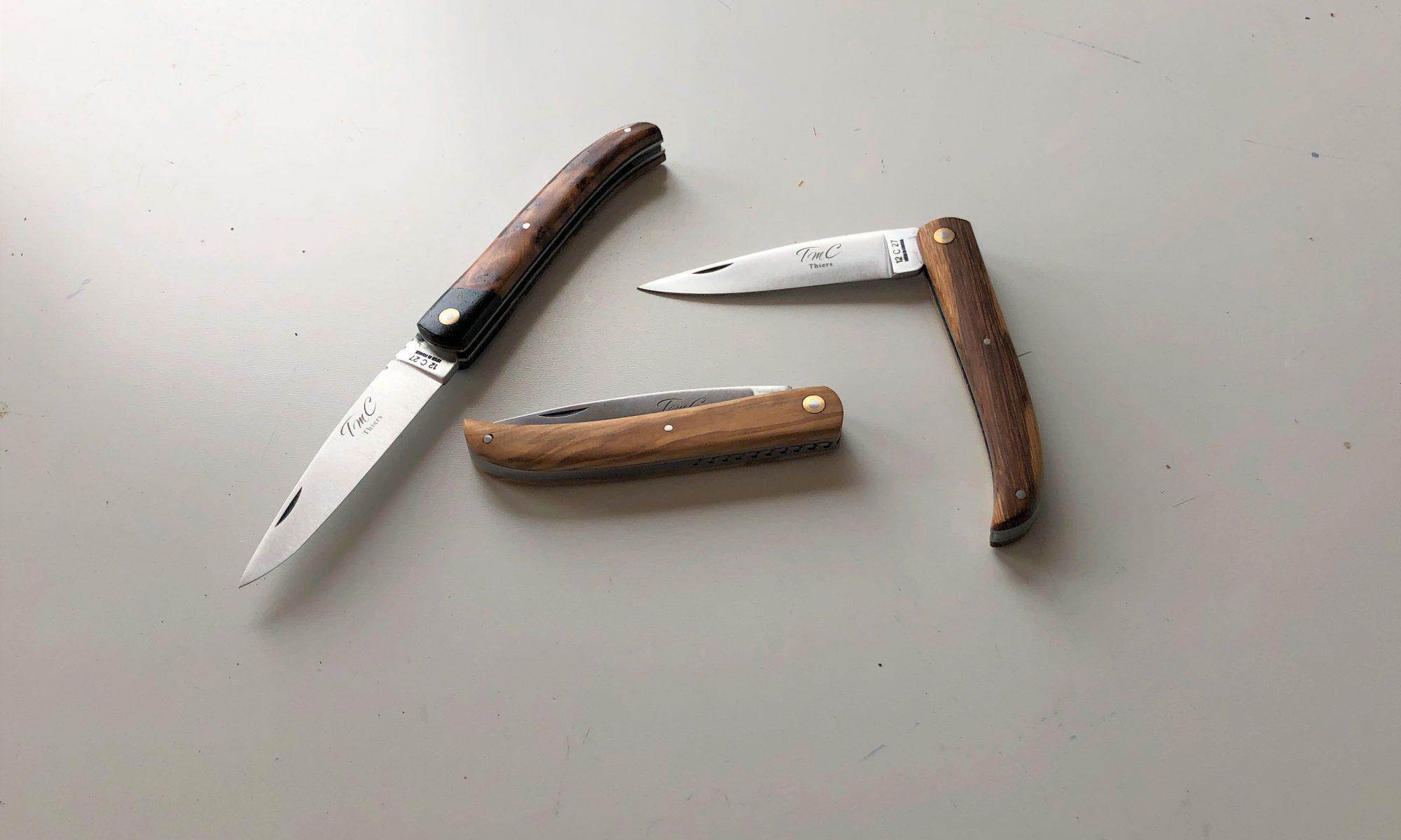 couteau Ti Pot vue d'ensemble