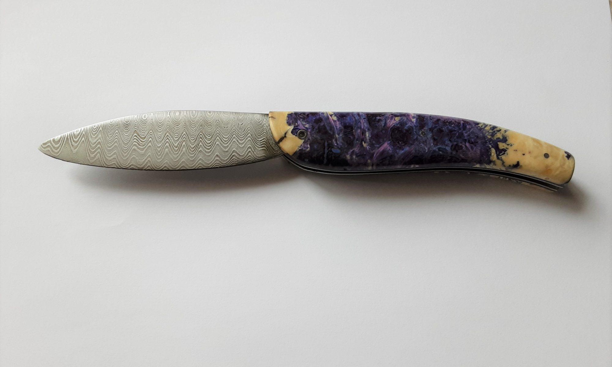 20-16 Molaire violette